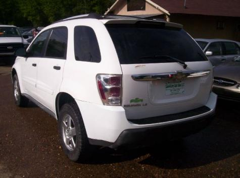 Minivans For Sale >> Cheap Cool SUV Under $3000 - Chevrolet Equinox LS For Sale ...