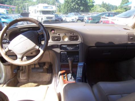 Photo #7: luxury sedan: 1994 Infiniti Q45 (White Cream)