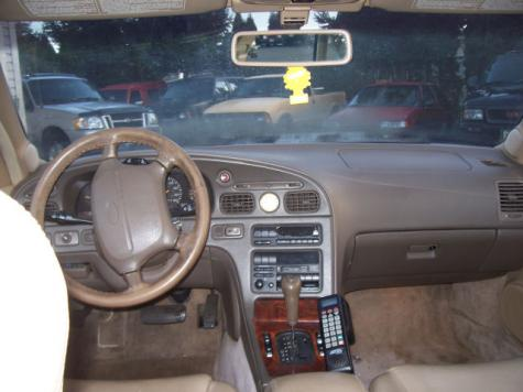 Photo #8: luxury sedan: 1994 Infiniti Q45 (White Cream)