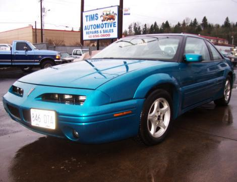 used 1996 pontiac grand prix se coupe for sale in or. Black Bedroom Furniture Sets. Home Design Ideas