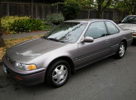 used 1993 honda accord ex sedan for sale in or. Black Bedroom Furniture Sets. Home Design Ideas