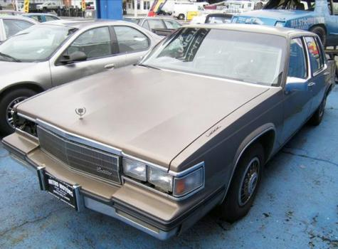 Cheap Cadillac Deville 85 Sedan For Sale Under 1000 In