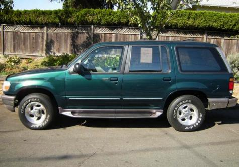 Cheap Ford Explorer Xlt Suv For Under 2 500 In Portland