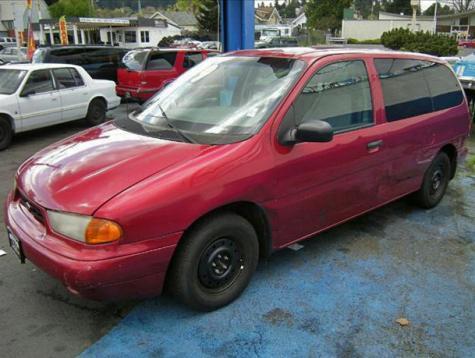 inexpensive minivan under 1000 ford windstar for sale in oregon. Black Bedroom Furniture Sets. Home Design Ideas