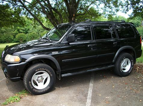 Used 2000 Mitsubishi Montero Sport Xls Suv For Sale In Sc