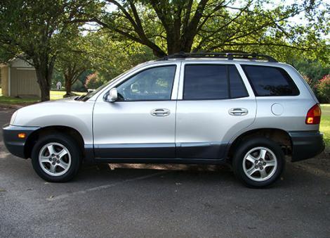 2001 Hyundai Santa Fe GLS   Affordable SUV For Sale Under $3000    Autopten.com