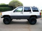 1997 Jeep Grand Cherokee (White)