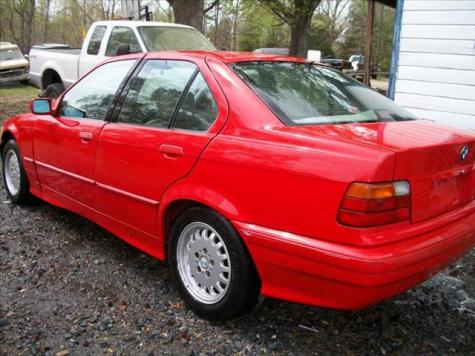 Cheap Sports Cars Under 5000 >> Cheap BMW Under $2000 | Red BMW 325i '92 For Sale in SC