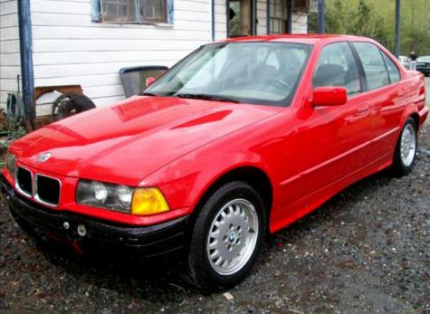 Cheap Bmw Under 2000 Red Bmw 325i 92 For Sale In Sc