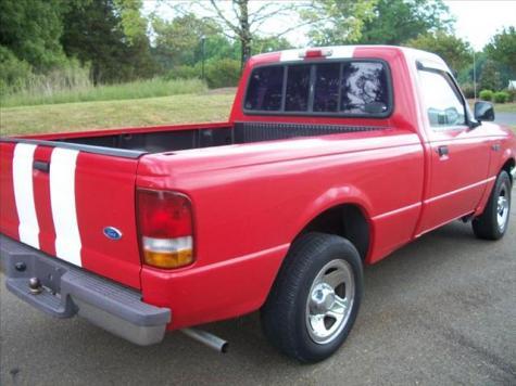 Used Cars Charleston Sc >> Ford Ranger XLT '97 | Cheap Pickup Truck For Sale Under ...