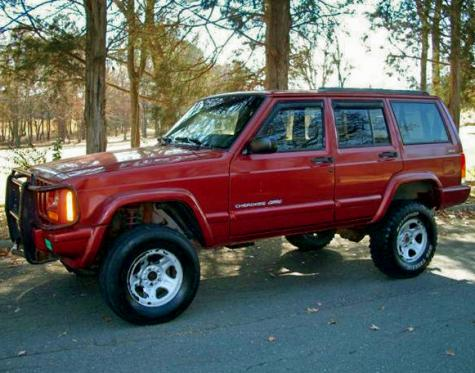 1999 Jeep Cherokee Sport Suv For Sale Under 2000 In Sc