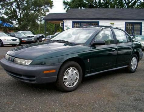 Used 1998 Saturn Sl 1 Sedan For Sale In Sc Autopten Com