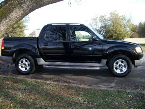 used 2001 ford explorer sport trac pickup truck for sale in sc. Black Bedroom Furniture Sets. Home Design Ideas