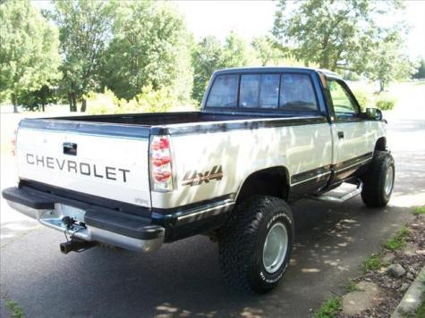 Nissan Orangeburg Sc >> Cheap Lifted Truck Under $2000 in SC - Chevrolet 1500 117 ...