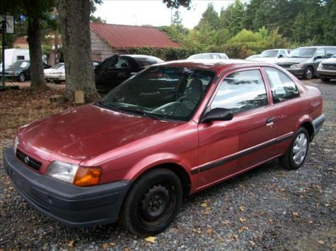 Photo #2: coupe: 1997 Toyota Tercel (Brown)