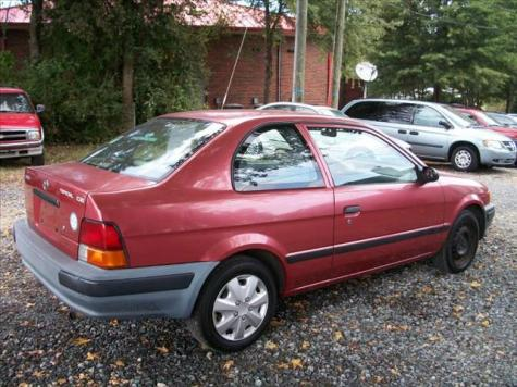 Photo #4: coupe: 1997 Toyota Tercel (Brown)