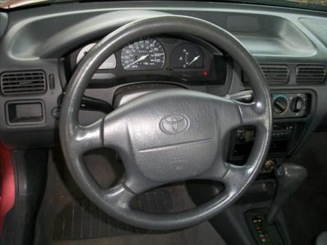 Photo #6: coupe: 1997 Toyota Tercel (Brown)