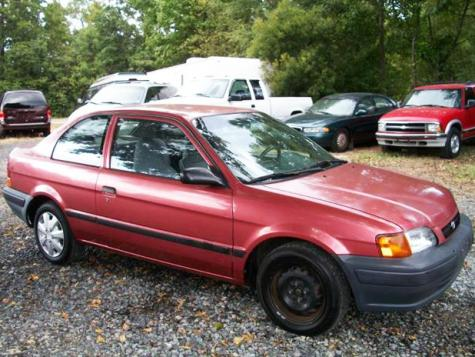 Photo #1: coupe: 1997 Toyota Tercel (Brown)
