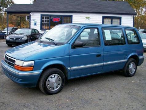 Dirt Cheap Minivan Under $1000 in SC - Used Dodge Caravan 1993 - Autopten.com