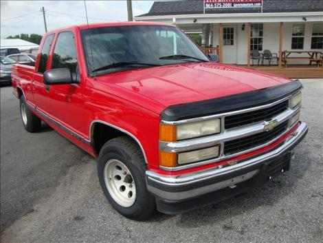 1995 chevrolet 1500 extended cab for sale under 5000 in laurens sc. Black Bedroom Furniture Sets. Home Design Ideas