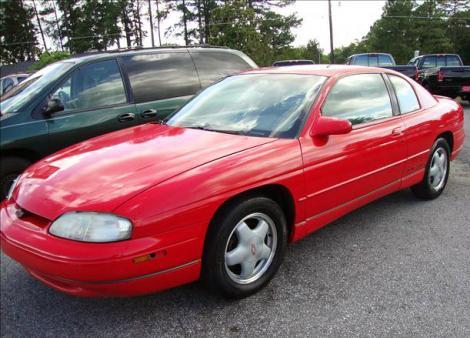 1997 Chevrolet Monte Carlo Z34 For Sale In Laurens Sc