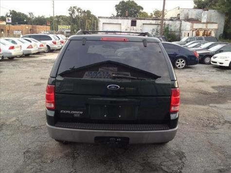 Used 2002 Ford Explorer XLT SUV For Sale in GA - Autopten.com