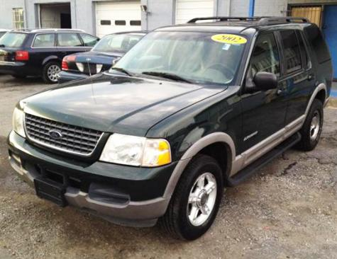 used 2002 ford explorer xlt suv for sale in ga. Black Bedroom Furniture Sets. Home Design Ideas