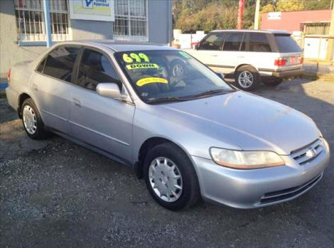 Used 2001 Honda Accord LX Sedan For Sale in GA - Autopten.com