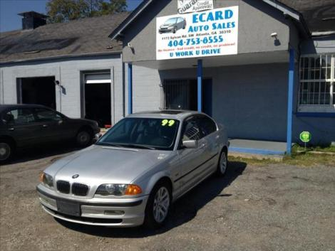 Photo #10: luxury sedan: 1999 BMW 328 (Silver)