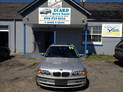Photo #11: luxury sedan: 1999 BMW 328 (Silver)