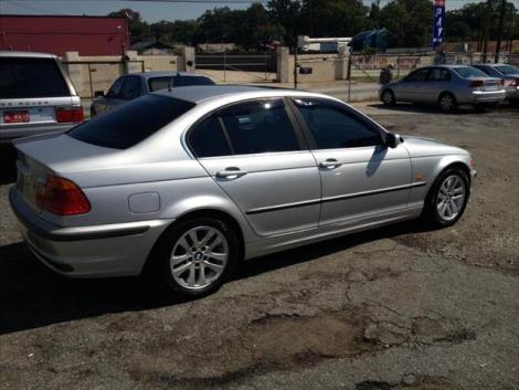 Photo #2: luxury: 1999 BMW 328 (Silver)