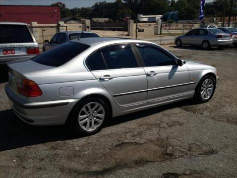 Photo #8: luxury sedan: 1999 BMW 328 (Silver)