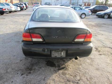 Photo #5: sedan: 1998 Nissan Maxima (Black)