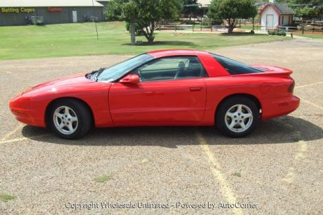 used 1998 pontiac firebird trans am sports coupe for sale in tn. Black Bedroom Furniture Sets. Home Design Ideas