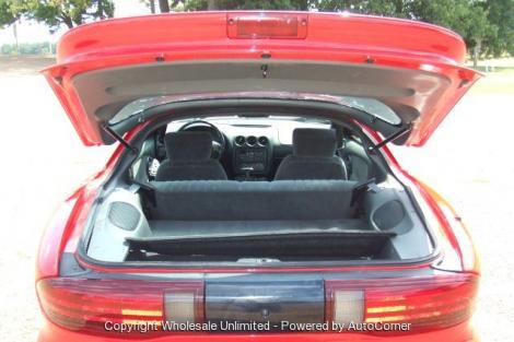 1998 Pontiac Firebird Trans Am For Sale Under 5000 In