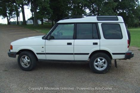 1999 Land Rover Discovery SD For Sale Under $3000 in ...
