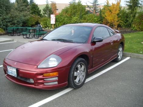 Cars For Sale Wichita Ks >> 2000 Mitsubishi Eclipse GT For Sale Under $5000 in Wichita KS - Autopten.com