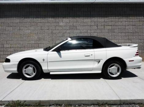 Used 1994 Ford Mustang Convertible Convertible For Sale In