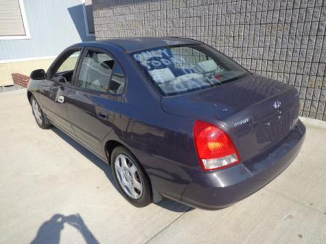Economy Used Car For 1000 Or Less Hyundai Elantra Gls 01 In Tn