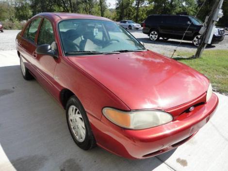 Used 1998 Ford Escort Se Sedan For Sale In Tn Autopten Com