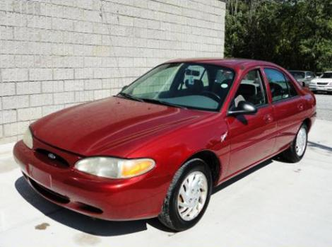used cars ford escort memphis