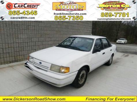 Cars For Sale In Memphis Tn Under 1000 >> Used 1993 Ford Tempo GL Sedan For Sale in TN - Autopten.com