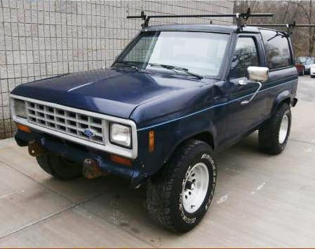 Used 1984 Ford Bronco Ii Suv For Sale In Tn Autopten Com