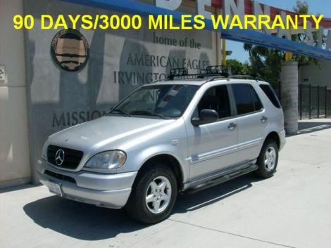 Mercedes benz m class 39 98 under 8000 in fremont ca for Mercedes benz repair fremont ca