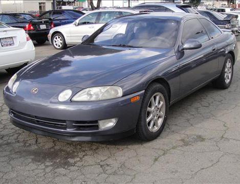 1994 lexus coupe