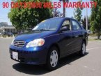 2003 Toyota Corolla under $7000 in California