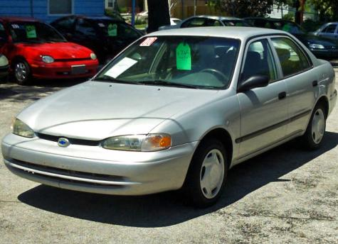 Gmc Dealers Omaha >> 2000 Chevrolet Prizm LSi For Sale in Omaha NE Under $3000