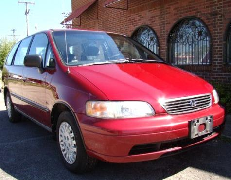 Chevrolet Dealers Columbus Ohio >> Used 1995 Honda Odyssey LX Passenger Minivan For Sale in OH - Autopten.com