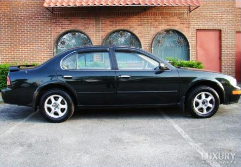 Used Cars Under $1000 >> Used 1998 Nissan Maxima GXE Sedan For Sale in OH - Autopten.com