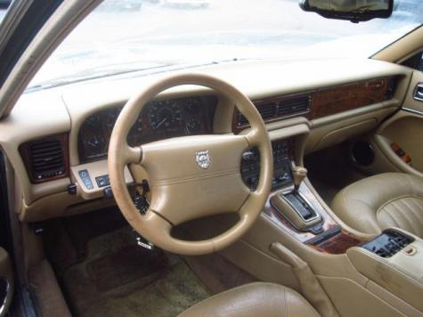 Photo #7: sedan: 1996 Jaguar XJ (Green)